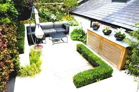 Flowers For Home Decor by Garden Wooden Table Modern House Garden Sofa Outdoor Modern