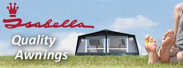 Isabella Awnings Uk Used Caravans Cornwall New Caravans Caravan Awnings Caravan