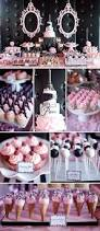Pink And Black Candy Buffet by Best 25 Candy Buffet Ideas On Pinterest Candy Table Wedding