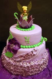 tinkerbell birthday cakes tinkerbell themed birthday cake s cakes