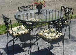 wrought iron mesh patio furniture patio design ideas original