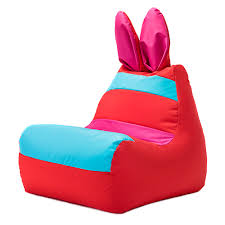 bunny bean bag rabbit ears gaming arm chair seat beanbag gamer