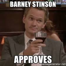 Lazer Tag Meme - barney stinson meme 28 images barney stinson is awesome by