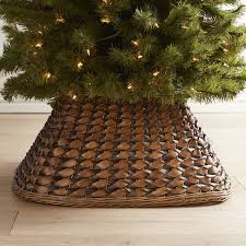 brown tree skirt an updated alternative to the traditional tree skirt our exclusive