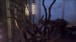 why does atlantis dead trees plants science fiction