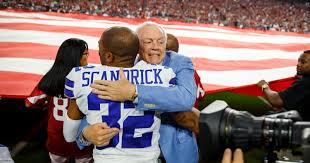 Dallas Cowboys American Flag Cowboys U0027 Jerry Jones Anthem Controversy U0027isn U0027t Good For America U0027s