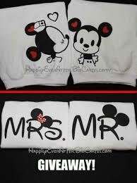 priority 2 shipping cute kissing mickey minnie inspired