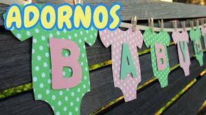 Youtube Baby Shower Ideas by Ideas Para Baby Shower 40 Ideas Adornos Para Decorar Un Baby