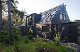 Lima House  Swedish Combination Of Traditional Elements And - Modern traditional home design