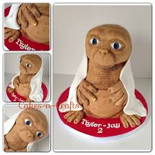 3D Et Cake With Light Up Finger CakeCentral