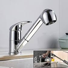 kitchen faucets modern kitchen faucet pull out sprayer single handle single lever