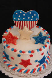 272 best 4th of july cakes images on pinterest 4th of july