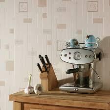 papier peint cuisine moderne papier peint tendance 50 idées pour une maison moderne
