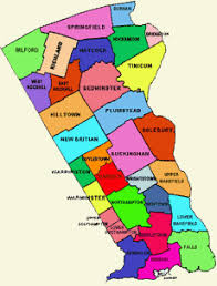 map of bucks county pa towns bucks county news update 6 24 11