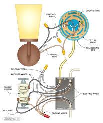 wiring a light switch diagram carlplant