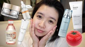 korean skincare routine for acne scars hyper pigmentation u0026 red