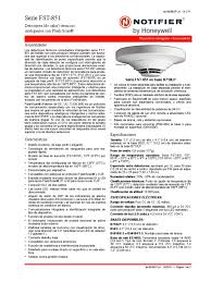 detector de calor fst 851