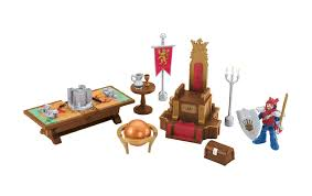 upc 746775241186 imaginext castle battle plan by fisher price