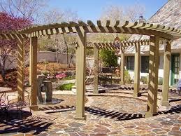 ex post facto circular patio designs snap shots
