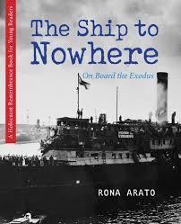 amazon com the ship to nowhere holocaust remembrance series