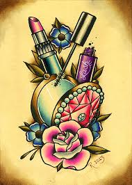 Leopard Print Flower Tattoos - 5