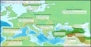 geographic spread and ethnic origins of european haplogroups eupedia