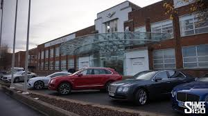 bentley crewe bentayga and the bentley factory u0027best driving roads live here