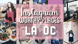 California Home And Design Instagram by Instagram Worthy Places In La Orange County Jizellemeetsworld