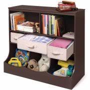 Toybox With Bookshelf Toy Shelves