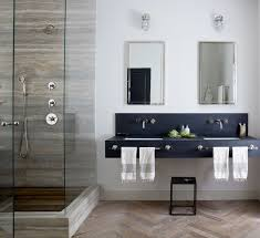 Masculine Bathroom Designs How To Design A Small Bathroom Photos Architectural Digest