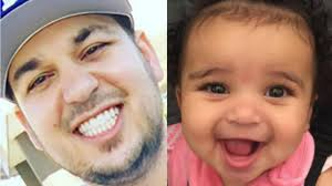 mary drysdale rob kardashian shares adorable new pic of his daughter dream aft