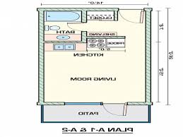 Efficiency Floor Plans Apartment Creative Efficiency Apartment Floor Plans Room Design