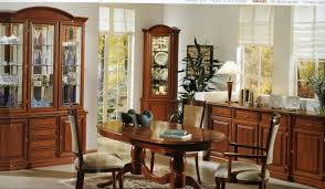 High End Dining Room Chairs Elegant Dining Room Furniture White Stained Metal Mirror Frame
