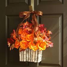 Spring Wreaths For Door by Front Doors Good Coloring Fall Front Door Wreath 137 Spring