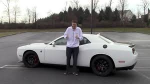 dodge challenger hellcat i drove the dodge challenger hellcat and i almost crashed it