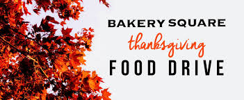 bakery square thanksgiving food drive walnut capital