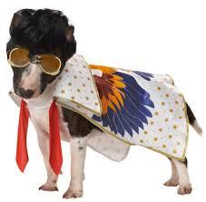 pet costumes dog costumes elvis