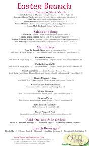 Easter Brunch Buffet by Easter Brunch Valentien Restaurant U0026 Wine Bar Valentien