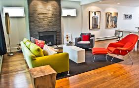Living Rooms With Area Rugs Green Sofa Trend Vancouver Modern Living Room Decoration Ideas