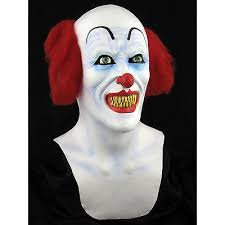Mask Halloween Costume Stephen King U0027s Pennywise Ebay Events