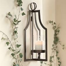 Chandelier Candle Wall Sconce Take A Shine To Candle Sconces