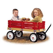 Radio Flyer Push Buggy Radio Flyer Town U0026 Country Kids Wagon U2022 115 25 Picclick