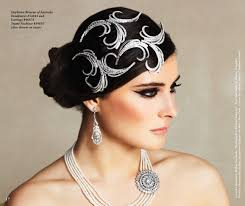 great gatsby hair accessories hair accessories for women by gatsby weddings
