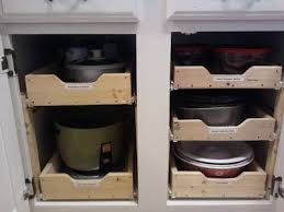 Best DIYKitchen Storage Images On Pinterest Kitchen Home - Kitchen cabinet sliding drawers