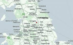 map uk harrogate map uk harrogate travel maps and major tourist attractions maps