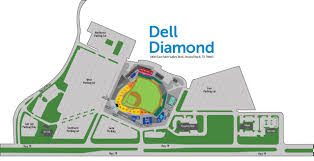 Toll Roads In Florida Map by Directions U0026 Parking Round Rock Express Dell Diamond