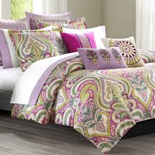 Tangled Bedding Set Vineyard Paisley Cotton Comforter Set Duvet Style Free Shipping