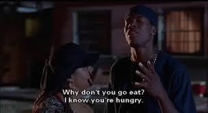 Friday Smokey Memes - hungry chris tucker gif find download on gifer