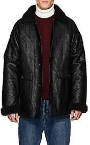 Leather Barn Coat Men U0027s Designer Coats Barneys New York