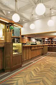 stumptown roasters coffee bar cafe design